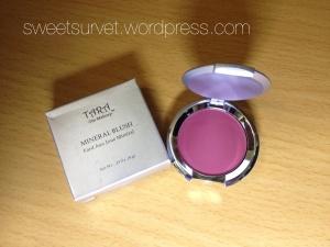 Tara mineral blush #27